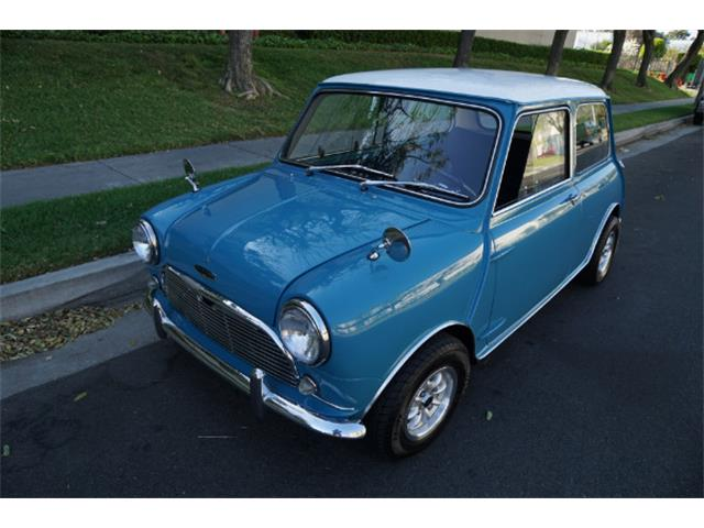 Picture of '67 Mini Cooper S - Q3PP