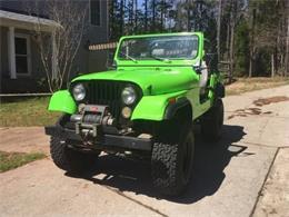Picture of '78 CJ7 - PY8Z