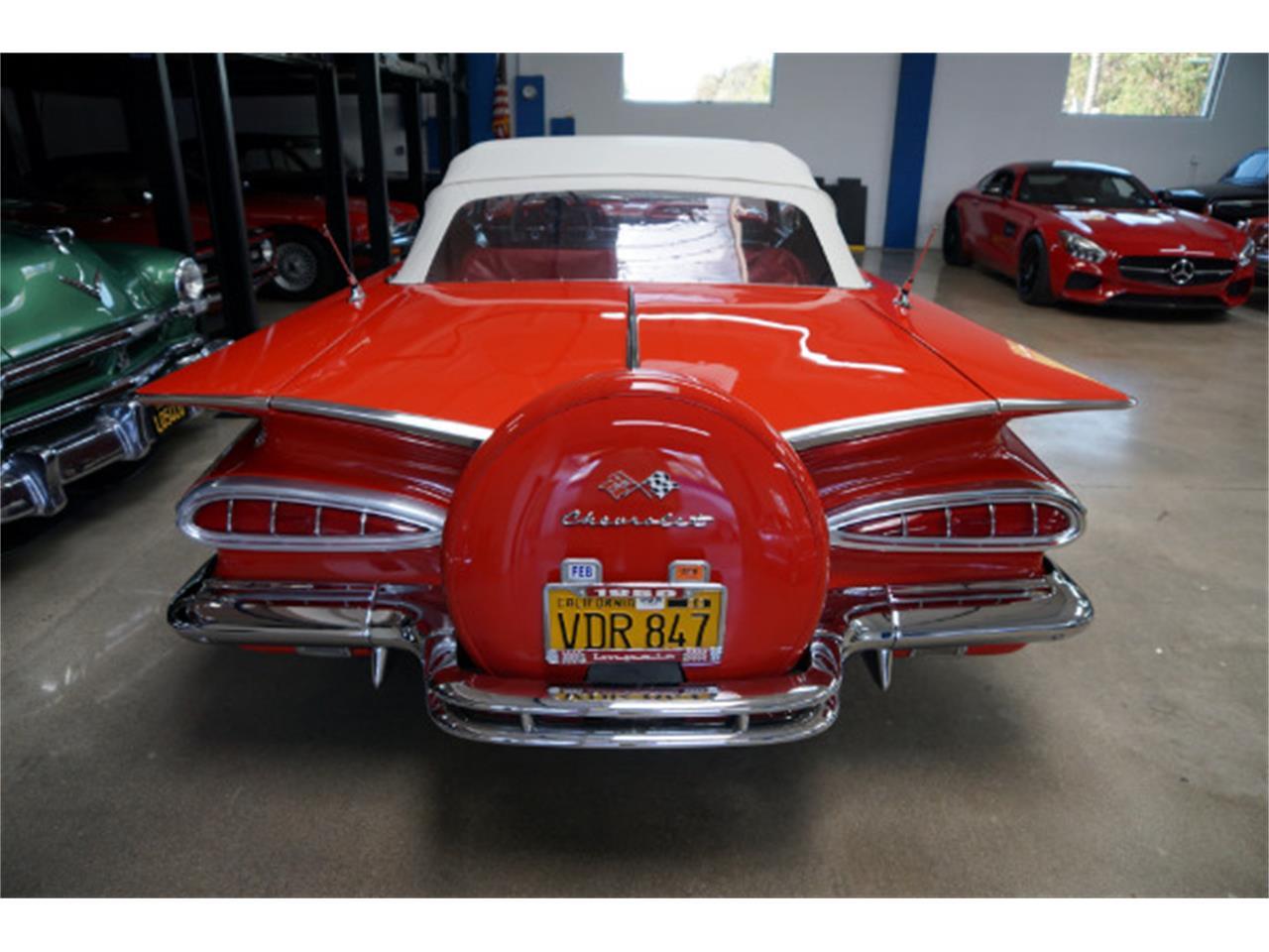 Large Picture of '59 Impala - Q3PQ