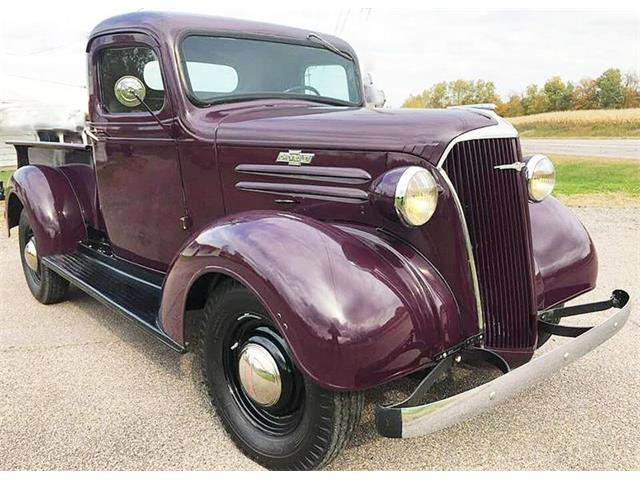 Picture of '37 Pickup - Q3Q3