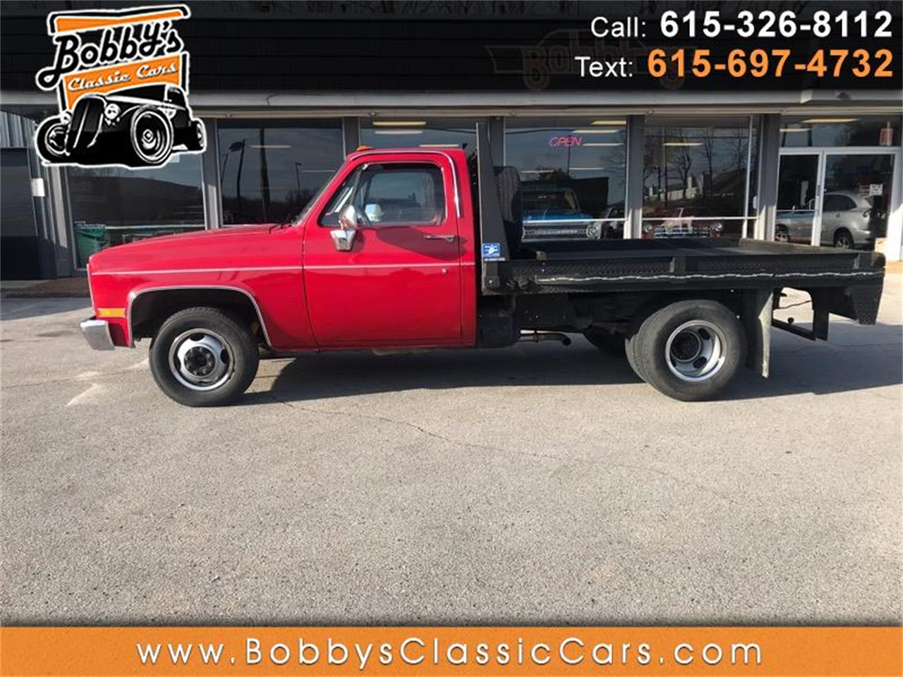 For Sale: 1986 Chevrolet C30 in Dickson, Tennessee