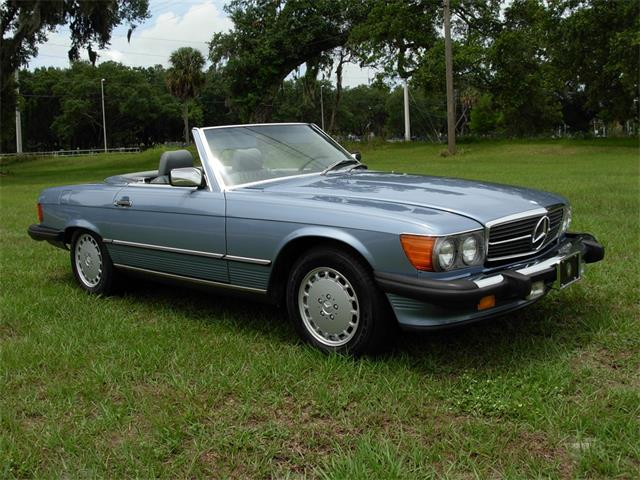 Picture of '88 560SL - Q3Q6
