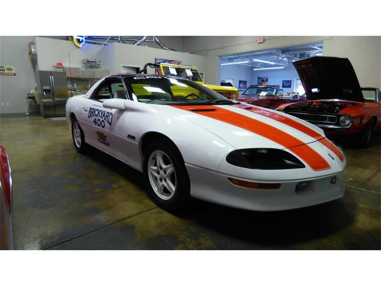 Large Picture of 1995 Chevrolet Camaro Z28 - $22,995.00 Offered by Cruisers Specialty Autos - Q3QG