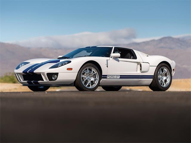 2004 To 2006 Ford Gt For Sale On Classiccarsrhclassiccars: Ford Gt40 Vin Number Location At Gmaili.net