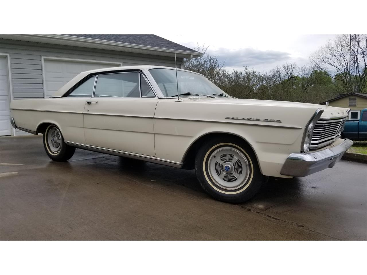 Large Picture of Classic 1965 Ford Galaxie 500 Offered by a Private Seller - PXPB