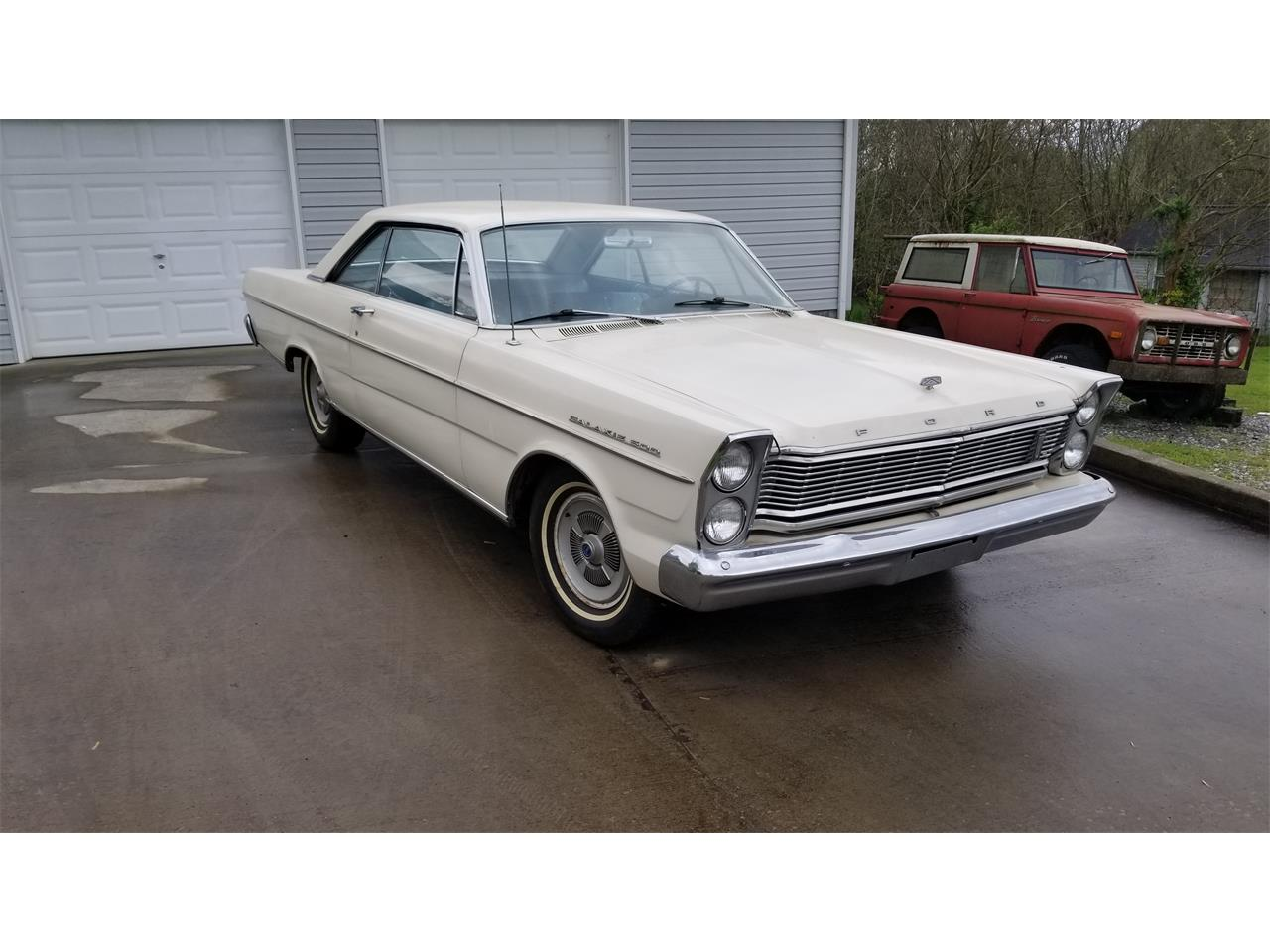 Large Picture of Classic 1965 Ford Galaxie 500 located in Tennessee - $8,000.00 Offered by a Private Seller - PXPB