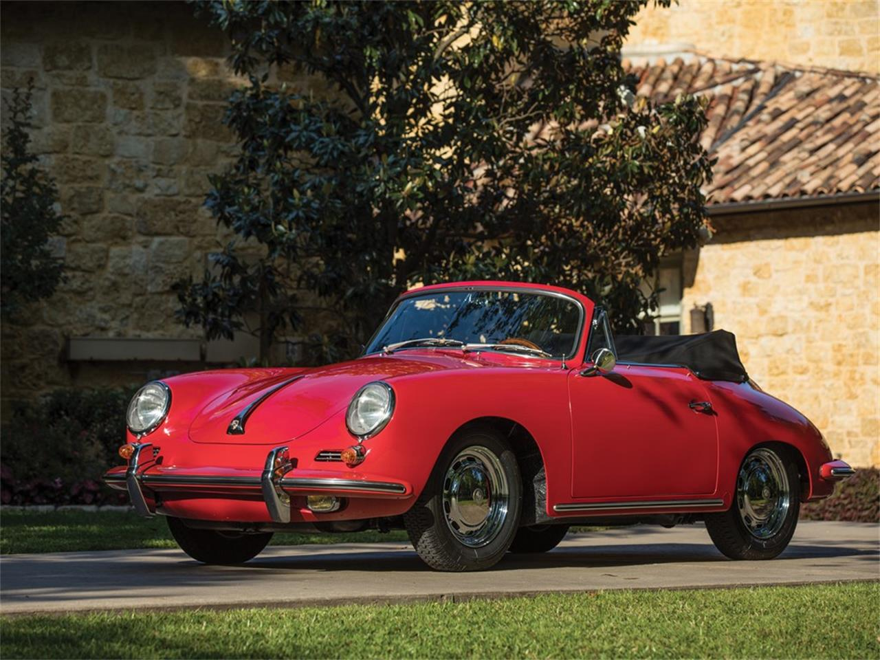 Large Picture of Classic 1965 Porsche 356C Offered by RM Sotheby's - Q3QK