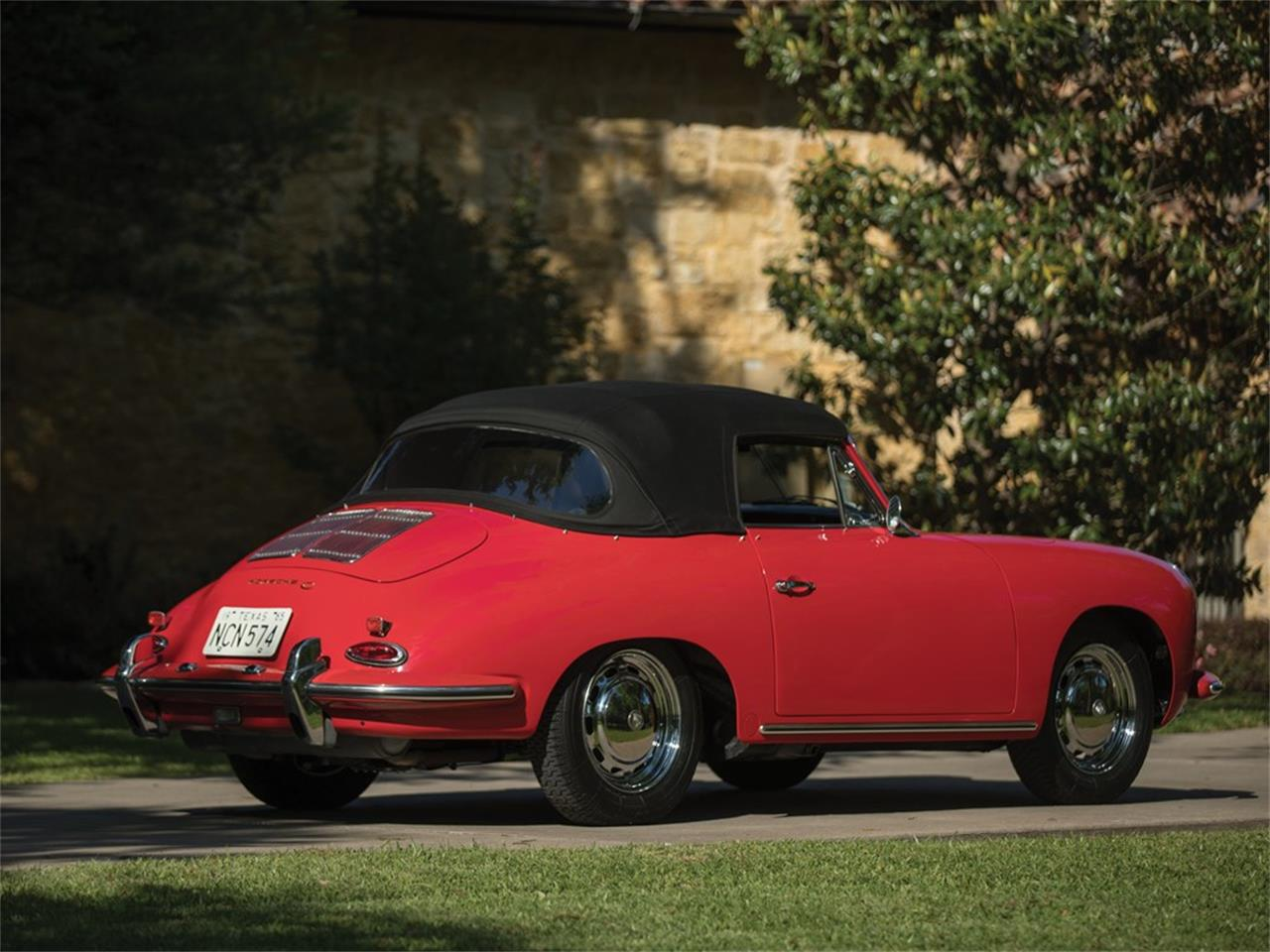 Large Picture of Classic '65 Porsche 356C located in California Offered by RM Sotheby's - Q3QK