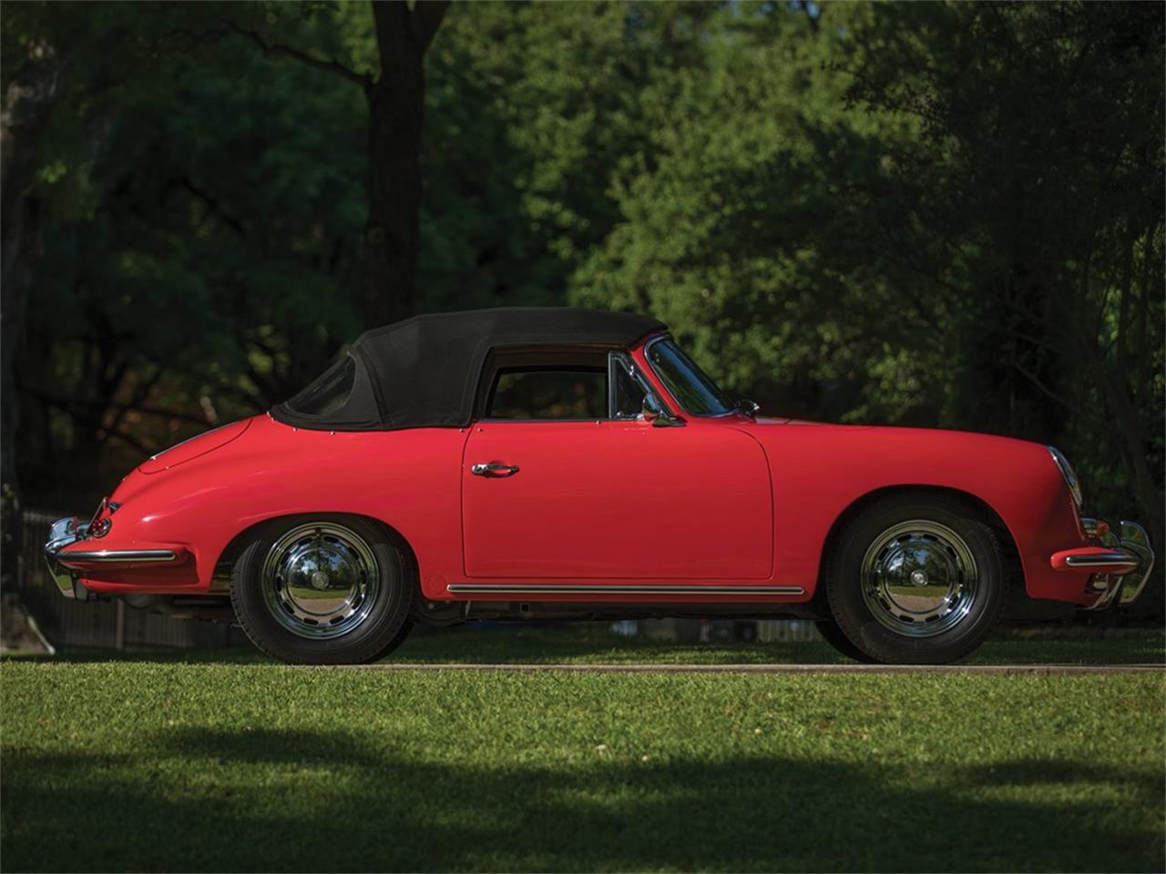 Large Picture of Classic 1965 356C Auction Vehicle Offered by RM Sotheby's - Q3QK