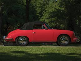 Picture of 1965 Porsche 356C Auction Vehicle Offered by RM Sotheby's - Q3QK