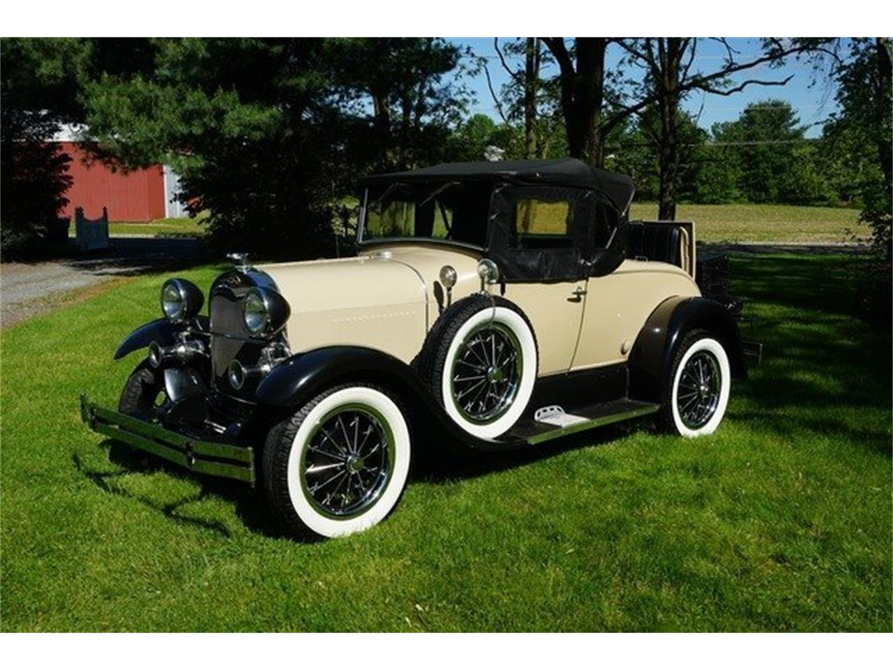 Large Picture of 1929 Ford Model A located in Monroe New Jersey Offered by Lance Motors - Q3QM
