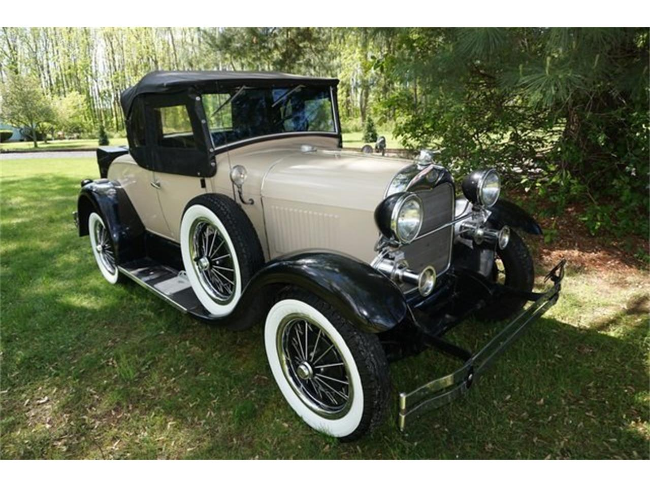 Large Picture of Classic 1929 Model A - Q3QM