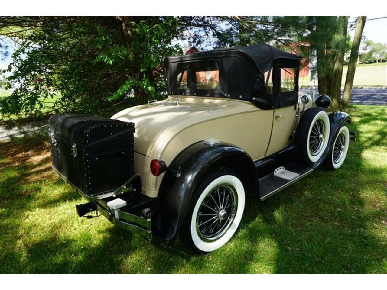 Large Picture of 1929 Model A - Q3QM