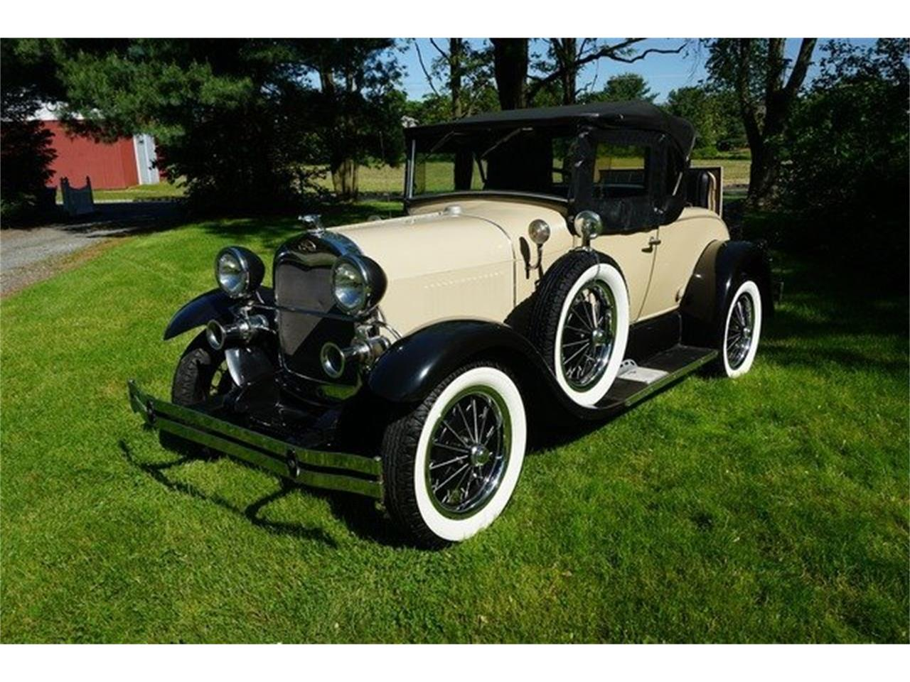 Large Picture of Classic '29 Ford Model A located in Monroe New Jersey - Q3QM