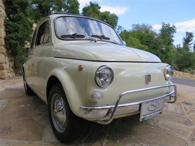 Picture of '71 Fiat 500L - $15,000.00 Offered by  - Q3QQ