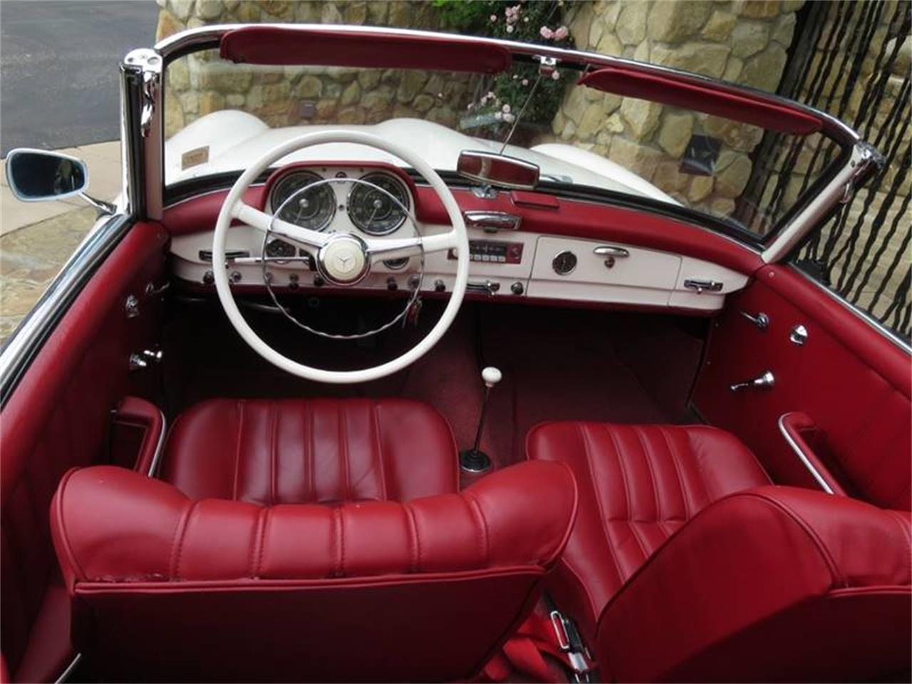 Large Picture of Classic '59 190 located in California Offered by Milpas Motors - Q3QR