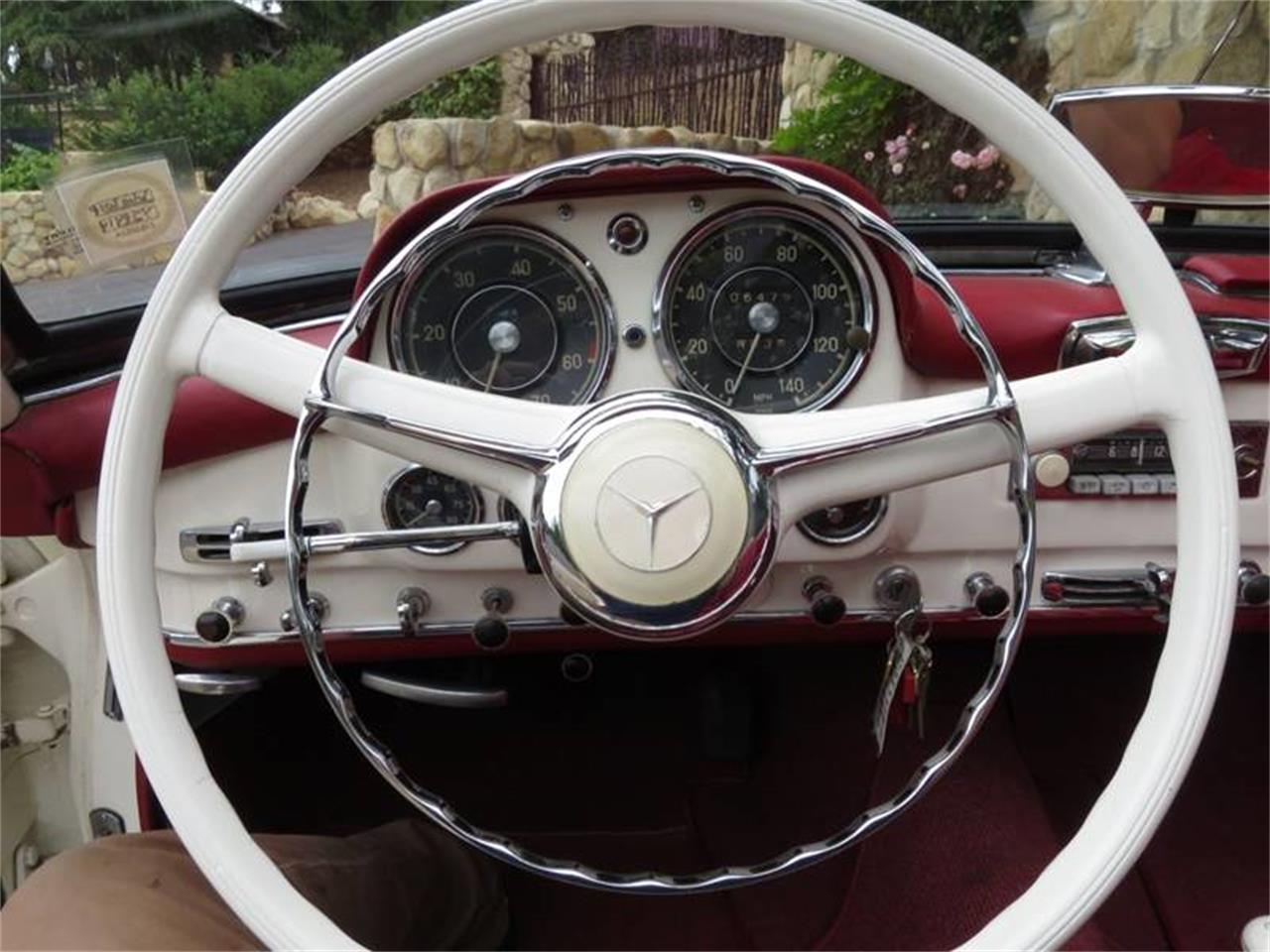 Large Picture of '59 Mercedes-Benz 190 - $95,000.00 Offered by Milpas Motors - Q3QR