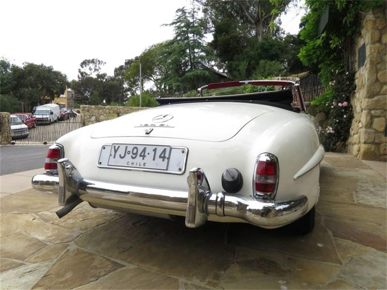 Large Picture of Classic 1959 Mercedes-Benz 190 - $95,000.00 - Q3QR