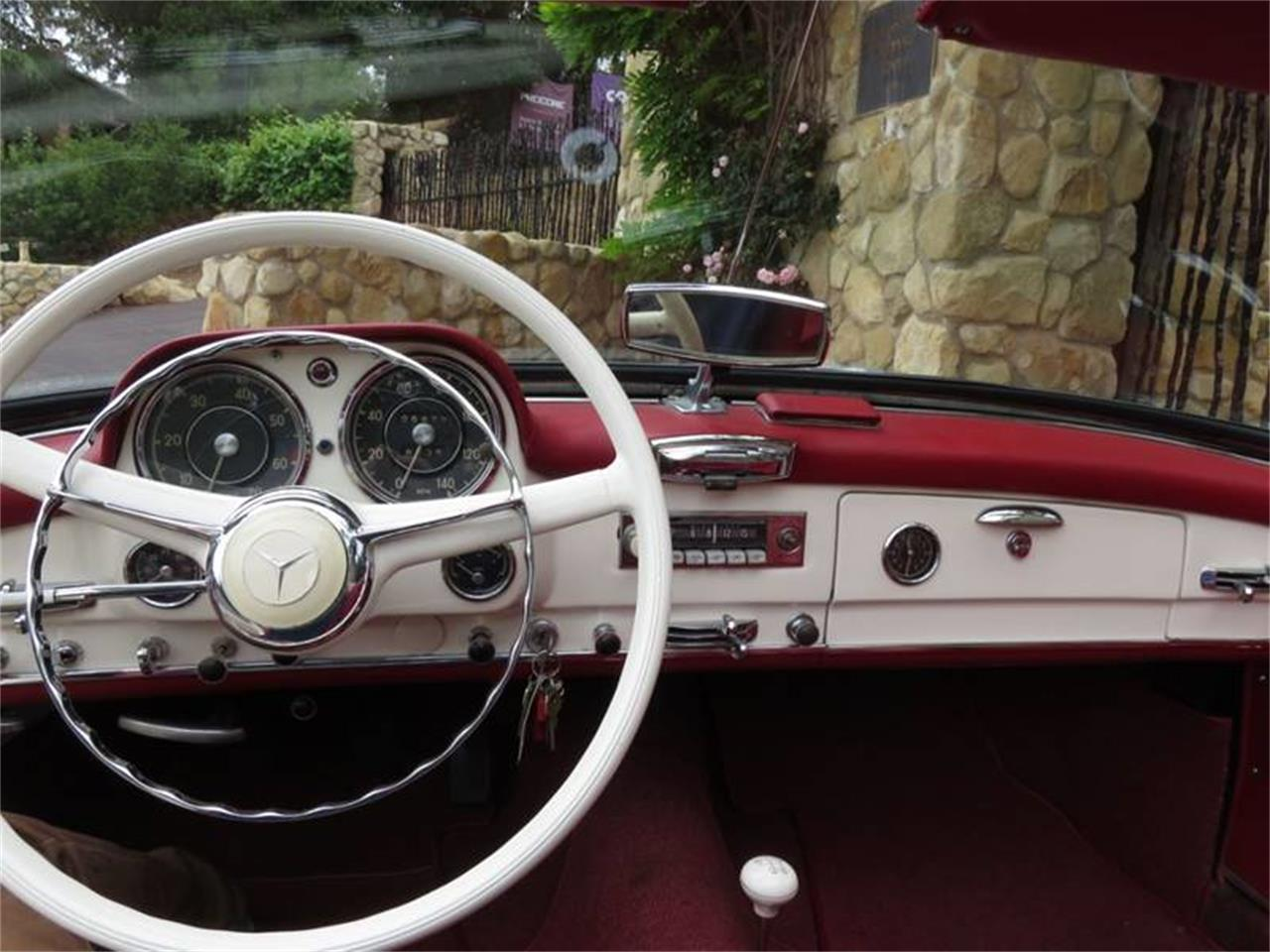 Large Picture of Classic 1959 Mercedes-Benz 190 Offered by Milpas Motors - Q3QR