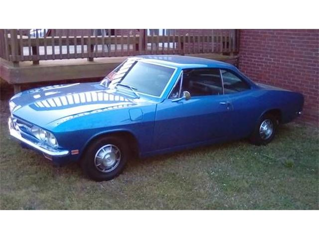 Classic Chevrolet Corvair For Sale On Classiccars Com