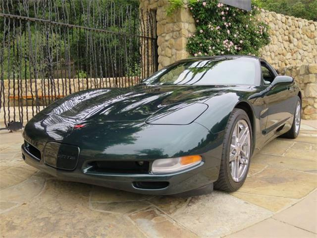 Picture of '01 Corvette - Q3QW