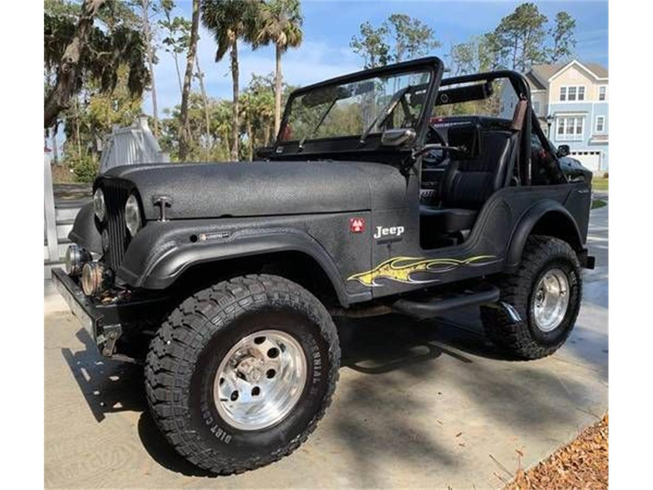 Large Picture of '73 CJ5 - PY95