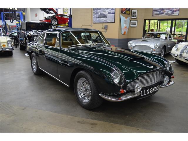 1967 Aston Martin DB6