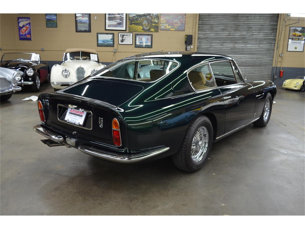 Large Picture of '67 DB6 - Q3RE