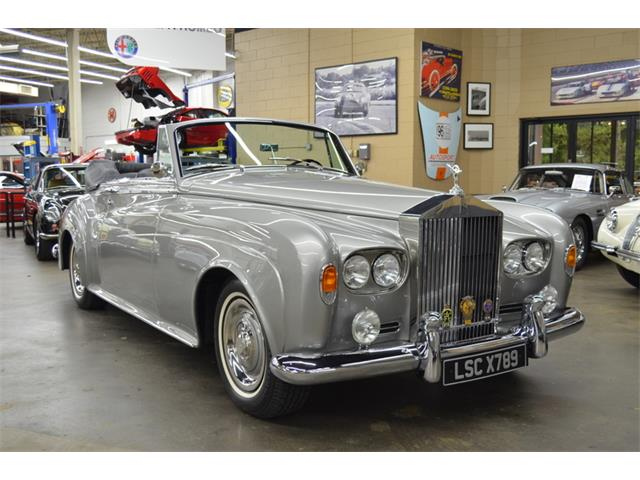 Picture of '63 Silver Cloud III - Q3RH