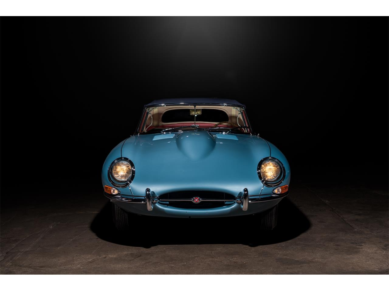 Large Picture of '61 E-Type - Q3RJ