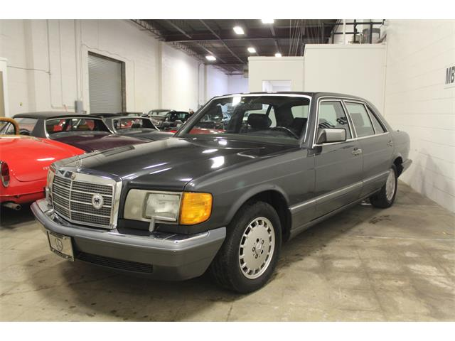 Picture of '91 560SEL - Q3RK