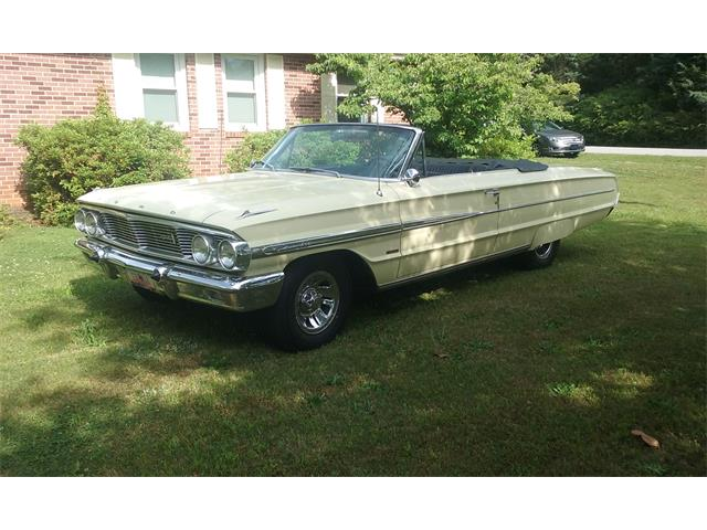 Picture of Classic '64 Ford Galaxie 500 located in South Carolina - $20,000.00 Offered by a Private Seller - Q3RN