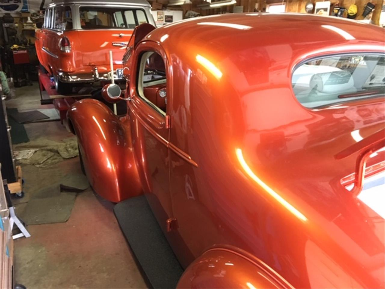 Large Picture of '35 Oldsmobile Street Rod located in Sidney Ohio - Q3RP