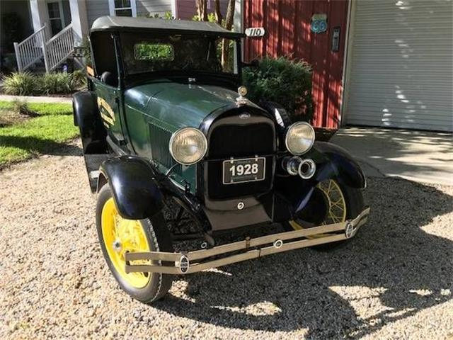 Picture of 1928 Model A - PY97