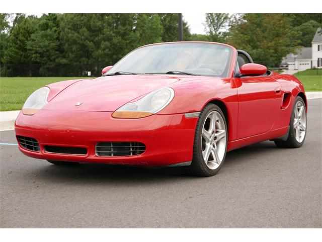 Picture of '01 Boxster - Q3SA