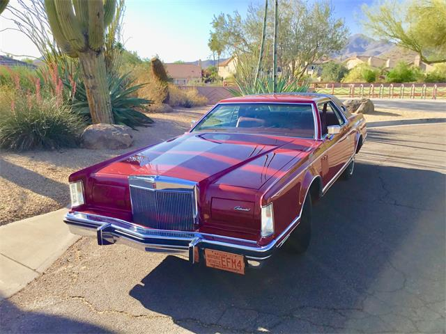Picture of 1979 Lincoln Continental located in Arizona - Q3SD