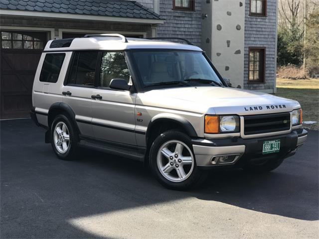Picture of '00 Discovery - Q3SR