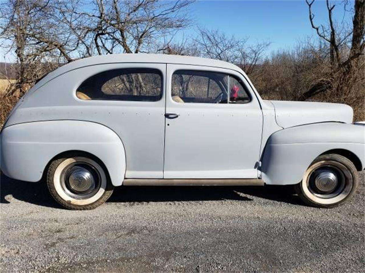 Large Picture of '41 Sedan - PY9A