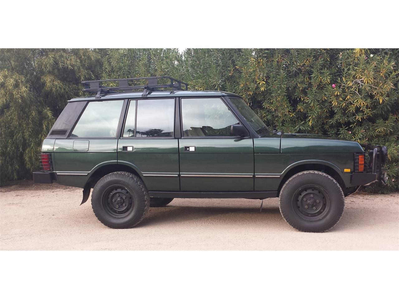 Large Picture of 1995 Range Rover Auction Vehicle - Q3SY