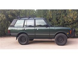 Picture of '95 Land Rover Range Rover located in Paradise Valley Arizona Offered by Bring A Trailer - Q3SY