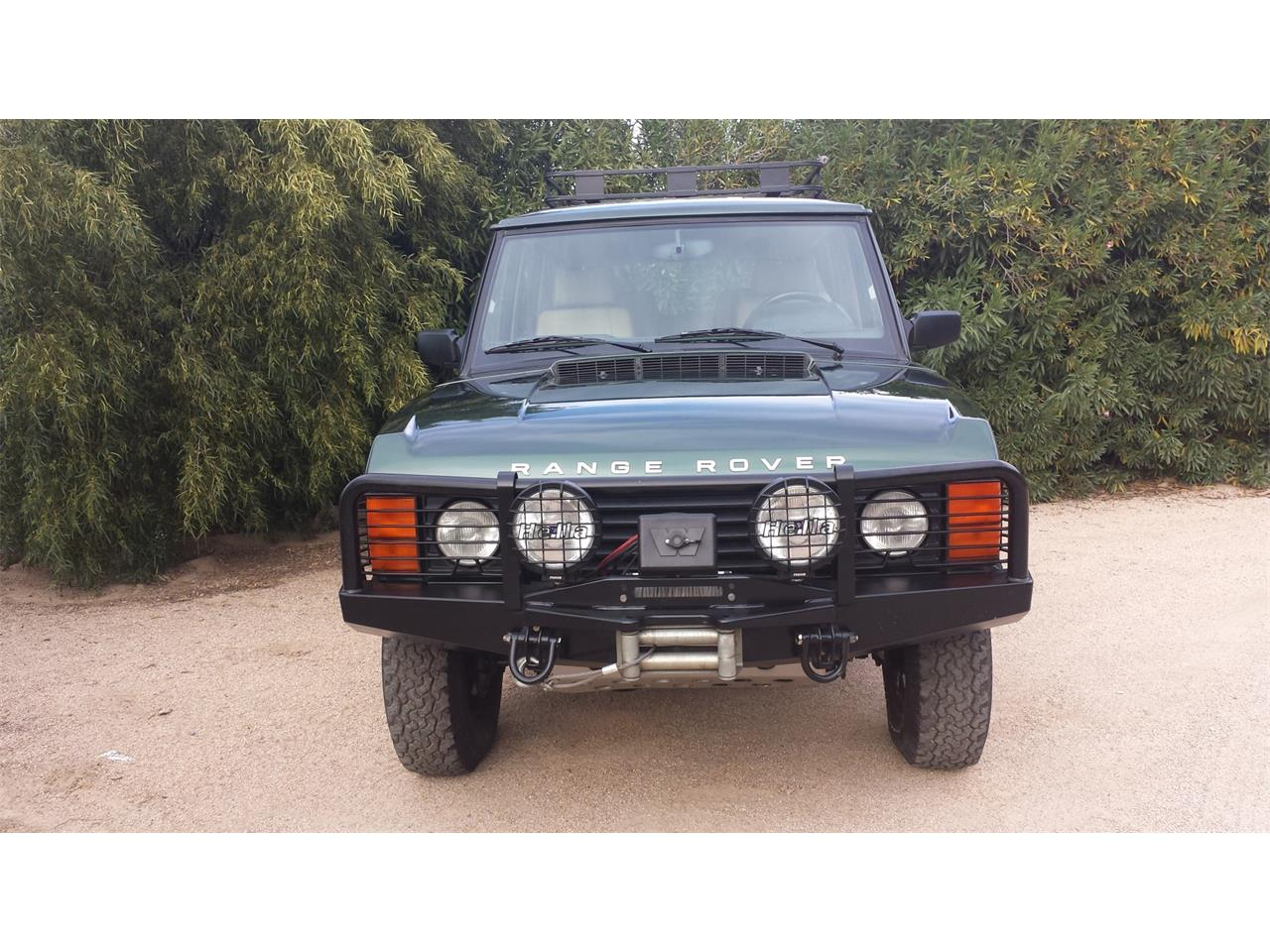 Large Picture of 1995 Land Rover Range Rover located in Arizona Auction Vehicle Offered by Bring A Trailer - Q3SY