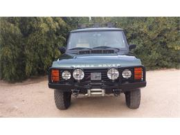 Picture of 1995 Range Rover located in Paradise Valley Arizona Auction Vehicle Offered by Bring A Trailer - Q3SY