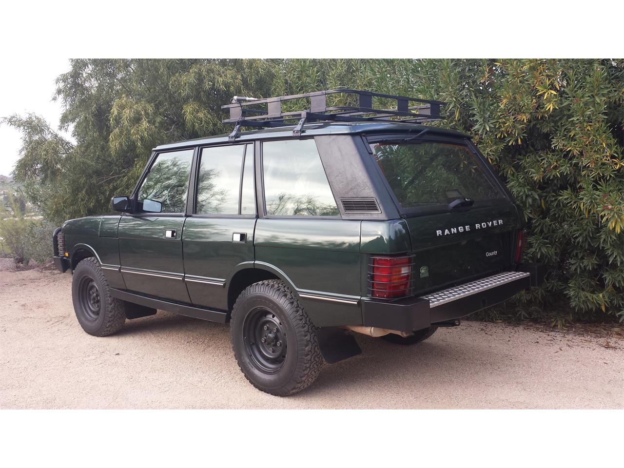 Large Picture of '95 Range Rover - Q3SY