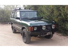 Picture of 1995 Range Rover Auction Vehicle Offered by Bring A Trailer - Q3SY