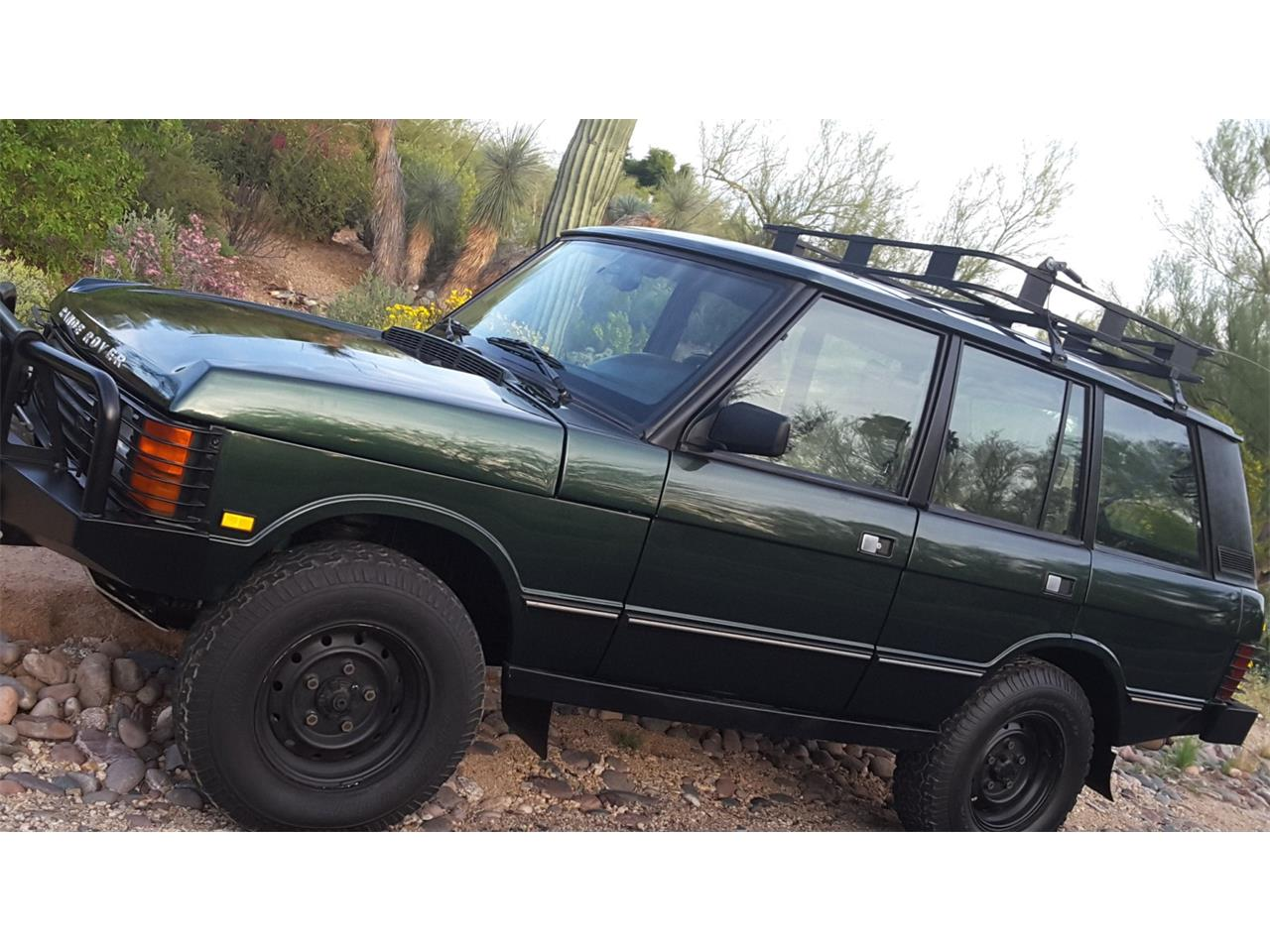 Large Picture of '95 Range Rover Offered by Bring A Trailer - Q3SY
