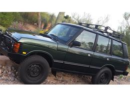 Picture of '95 Range Rover Auction Vehicle Offered by Bring A Trailer - Q3SY