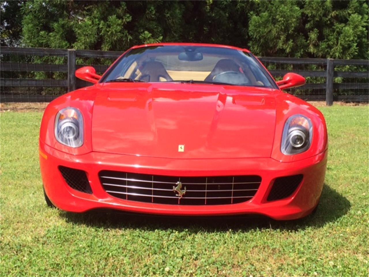 Large Picture of 2007 Ferrari 599 located in Georgia - Q3T0