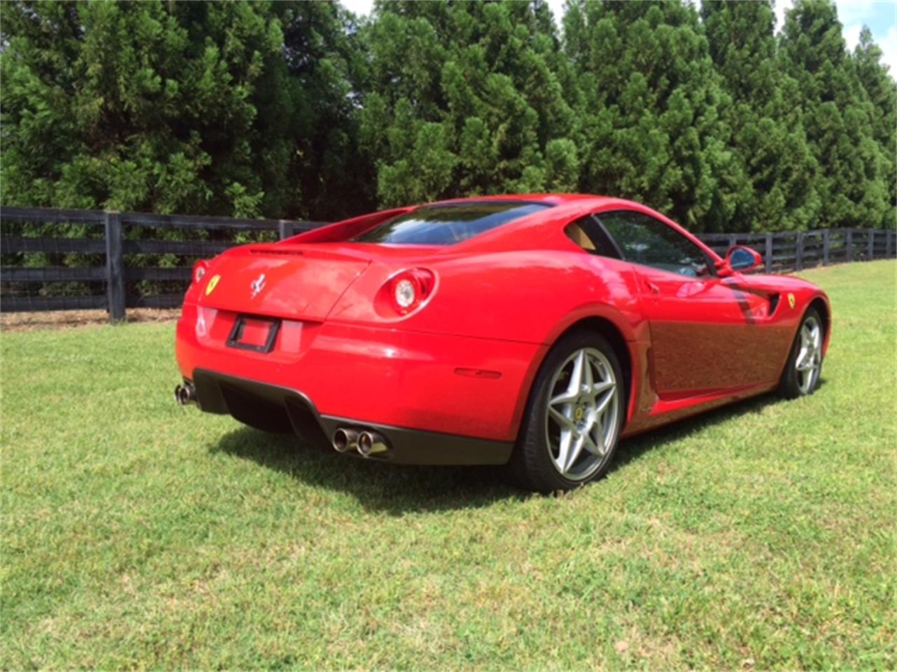 Large Picture of 2007 Ferrari 599 Auction Vehicle - Q3T0