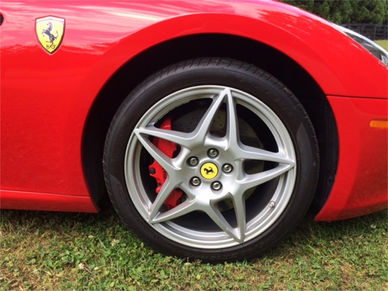 Large Picture of 2007 Ferrari 599 located in Canton Georgia - Q3T0