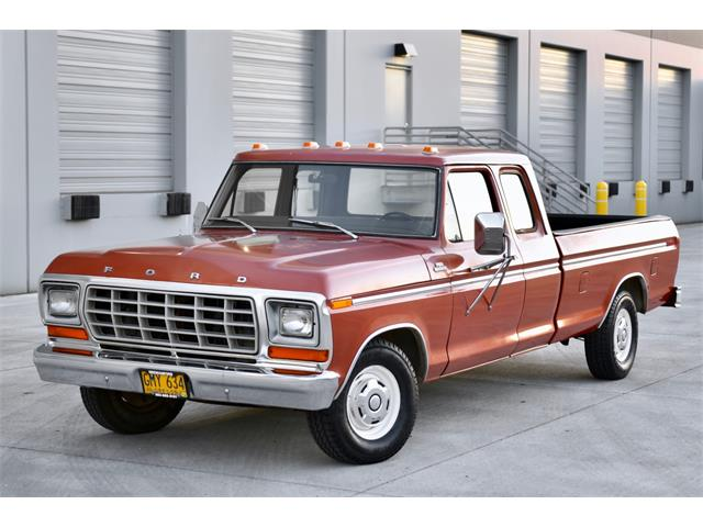 Picture of 1979 F100 Auction Vehicle Offered by  - Q3TX